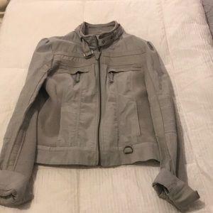 Sugarfly Gray Jacket